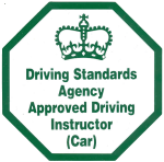 Driving standards Agency Approved Driving Instructor Car